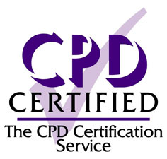 CPD certified border Small